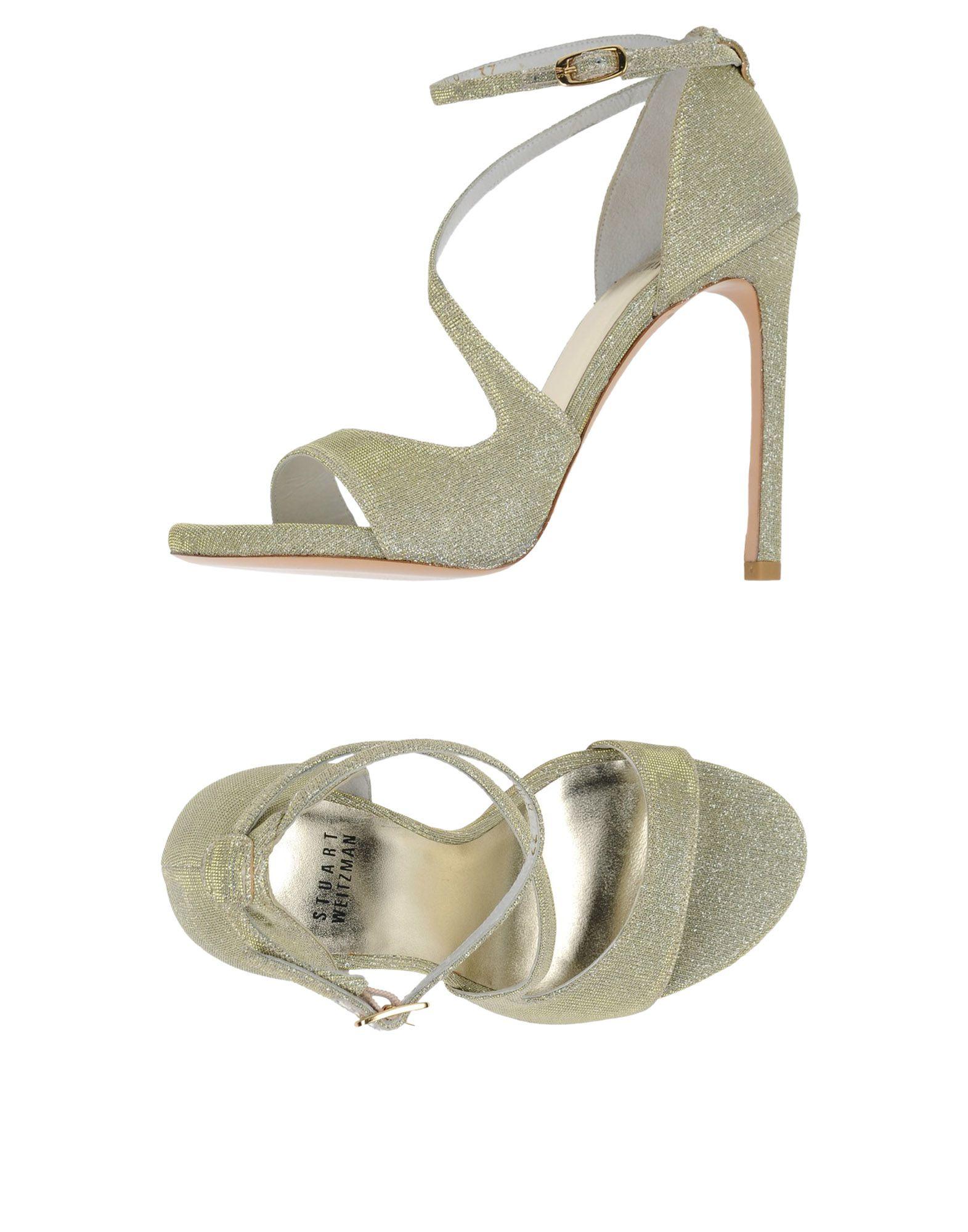 Stuart weitzman Sandals in Gray