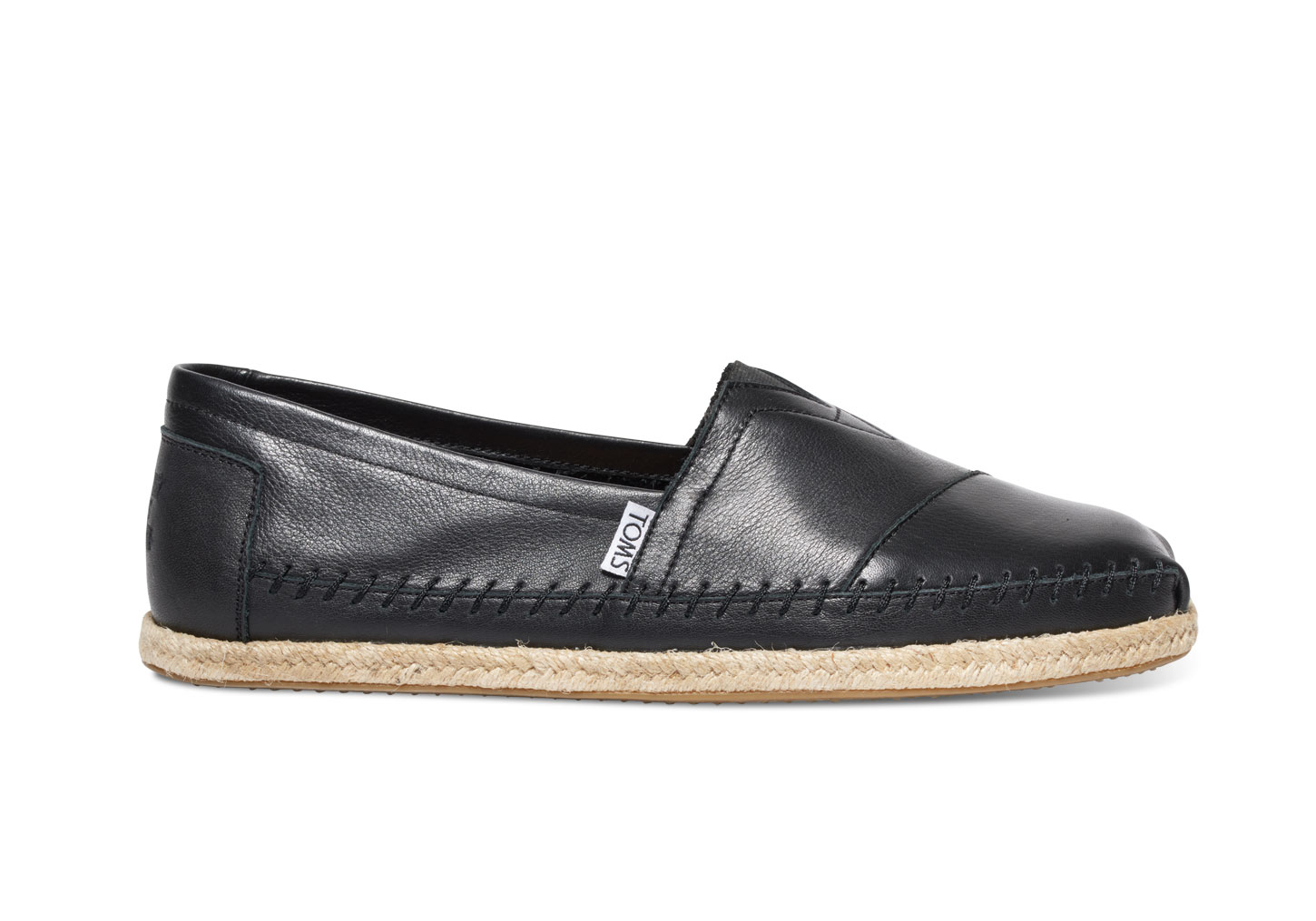 how to clean leather toms