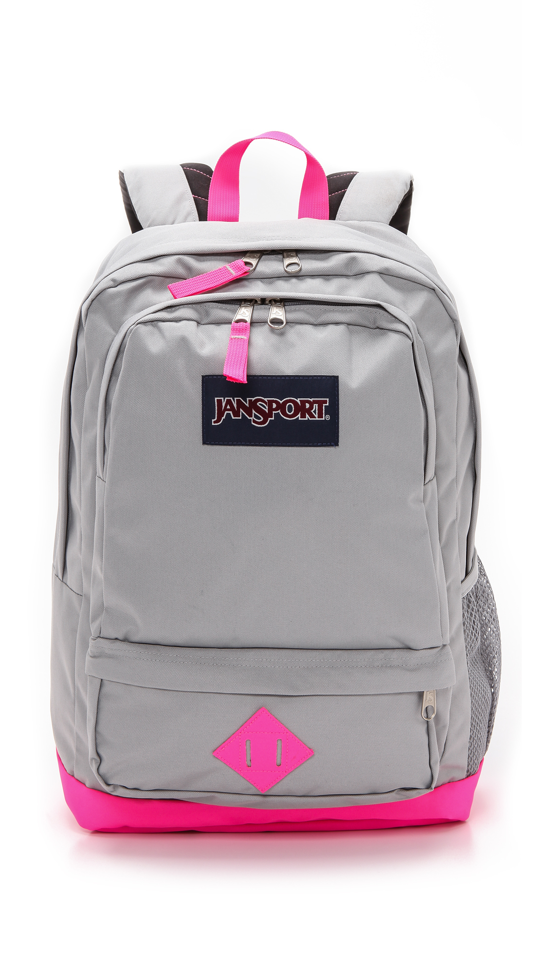 Lyst - Jansport Classic All Purpose Backpack Fluorescent Pink in Pink