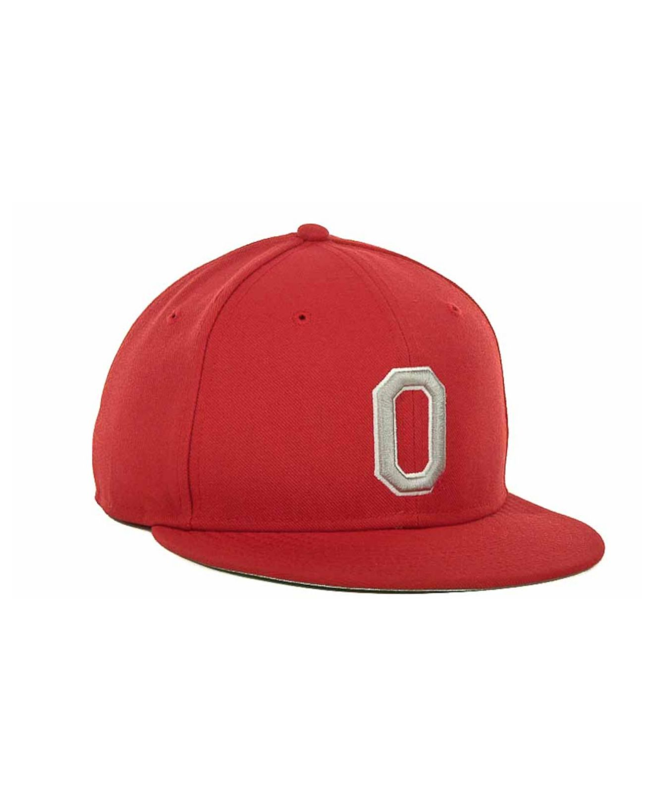 Ohio State Buckeyes Ncaa Team Sports Authentic Fitted Cap