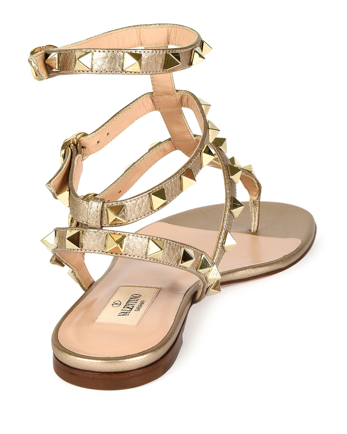 c7f572437d8 Gallery. Previously sold at  Bergdorf Goodman · Women s Gladiator Sandals  Women s Valentino ...