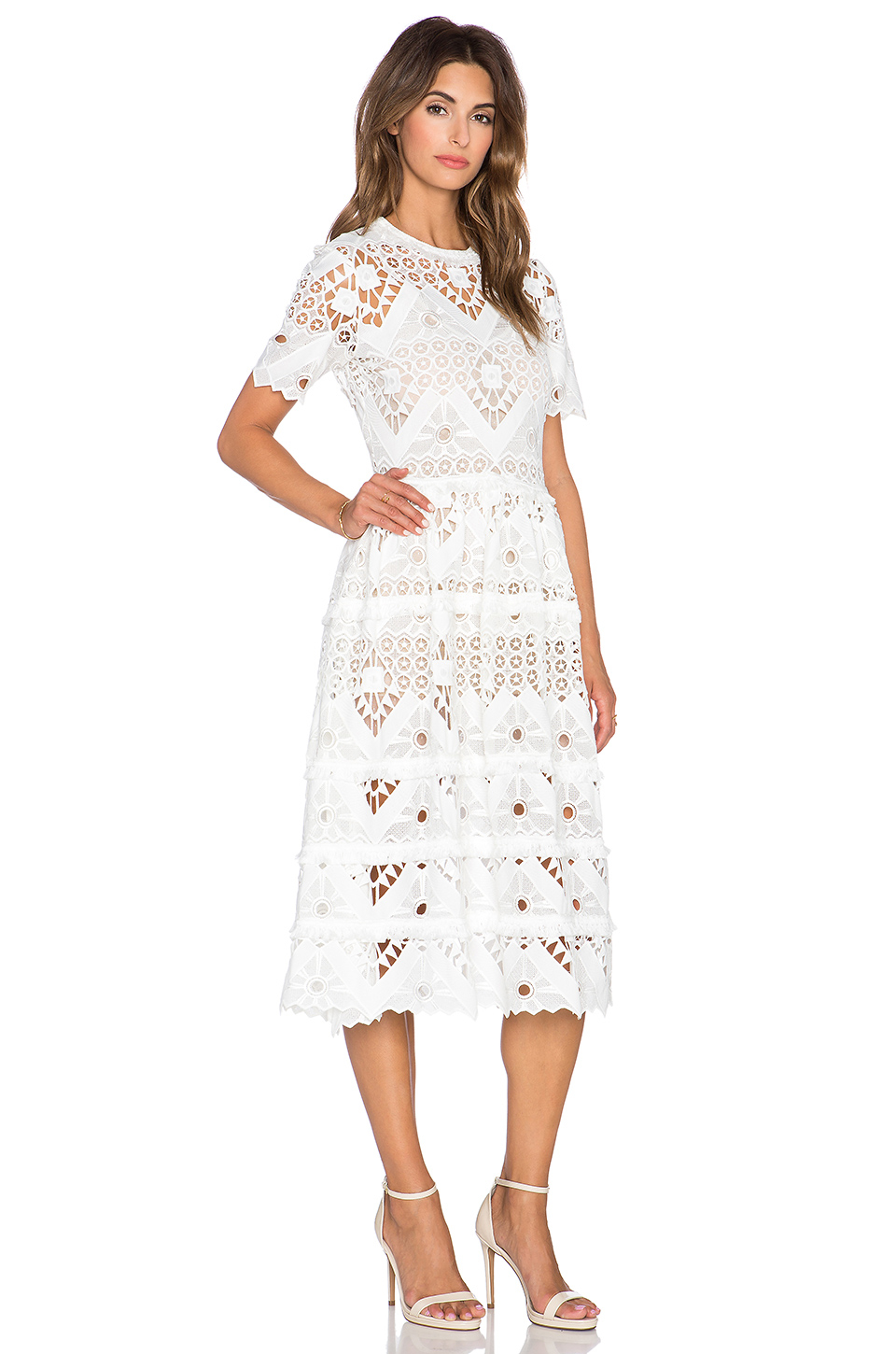d42590ad4586 Gallery. Previously sold at: REVOLVE · Women's Crochet Dresses