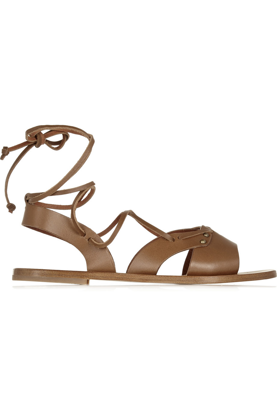 Pre-owned - Leather sandals Tomas Maier Discount Hot Sale Cheap Pay With Visa Good Selling For Sale Inexpensive Sale Online Supply 8NjLC