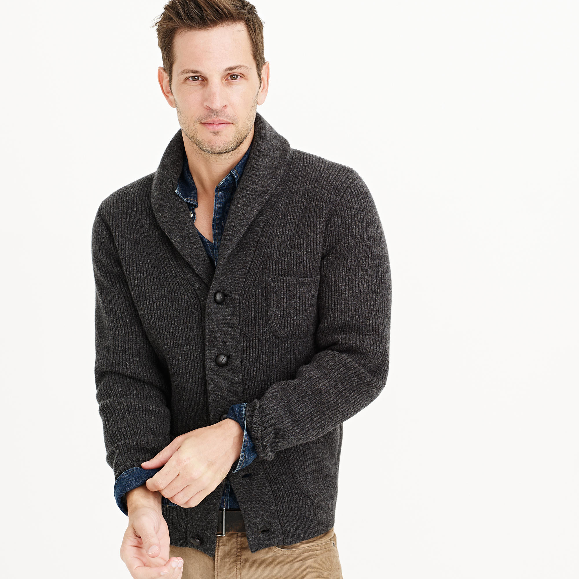 Shop our sweaters for men to stay warm year-round. Find a selection of cardigan sweaters in a variety of styles, including zip ups, cable knits, pullovers.