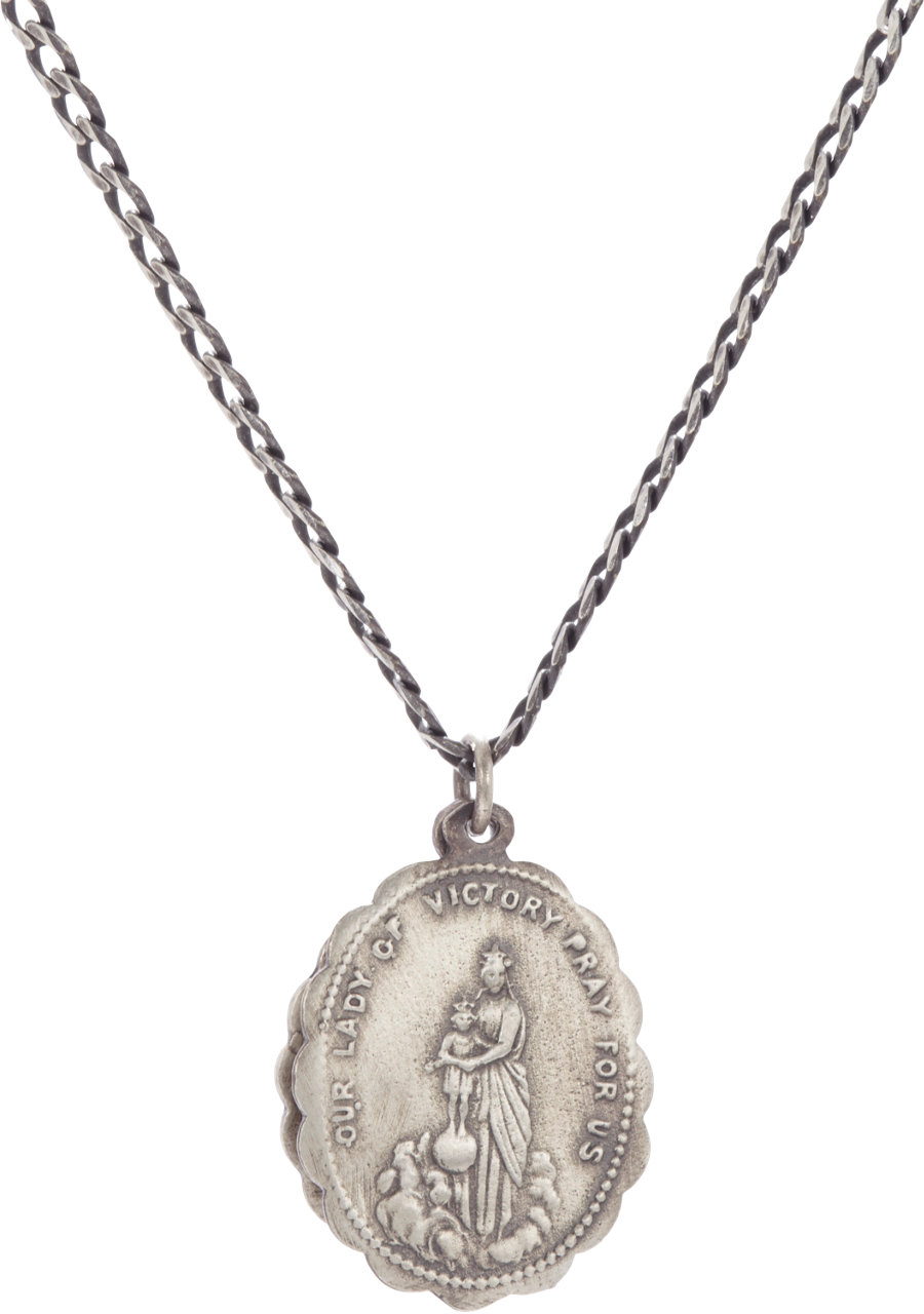 wishlist to saint winged saints add necklace the catholic cart company michael