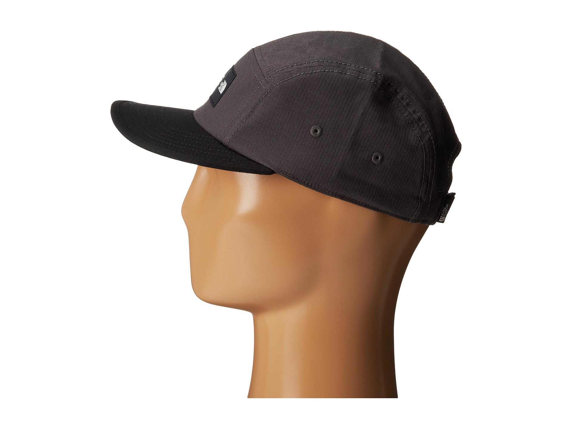 cc9e5a3258e Lyst - The North Face Five Panel Ball Cap in Gray for Men