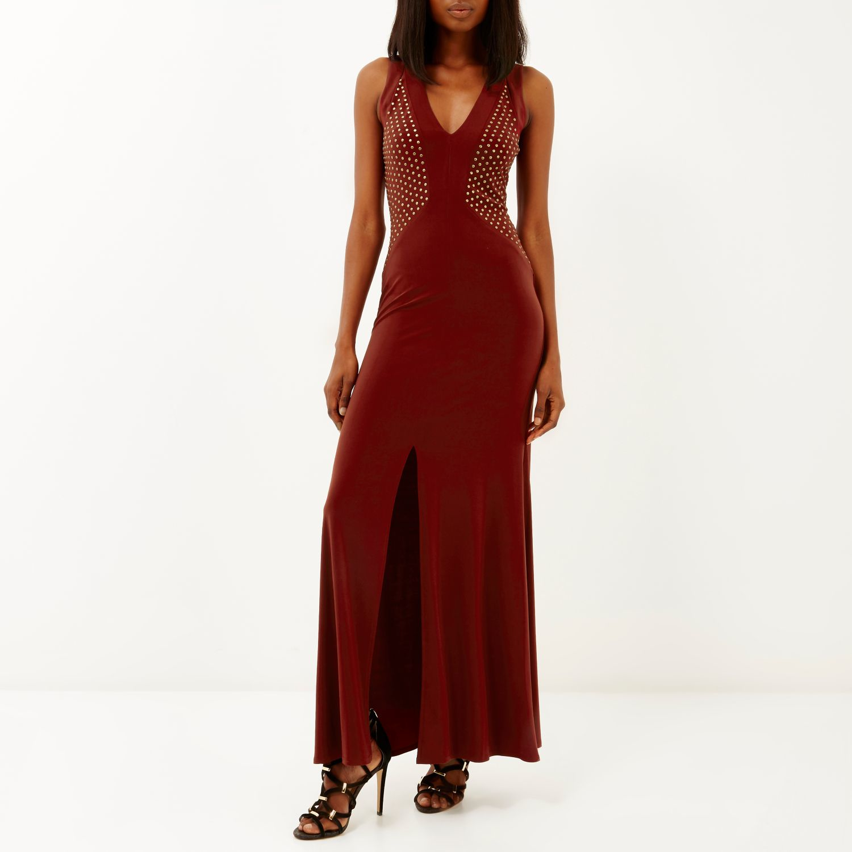 River island maxi prom dresses