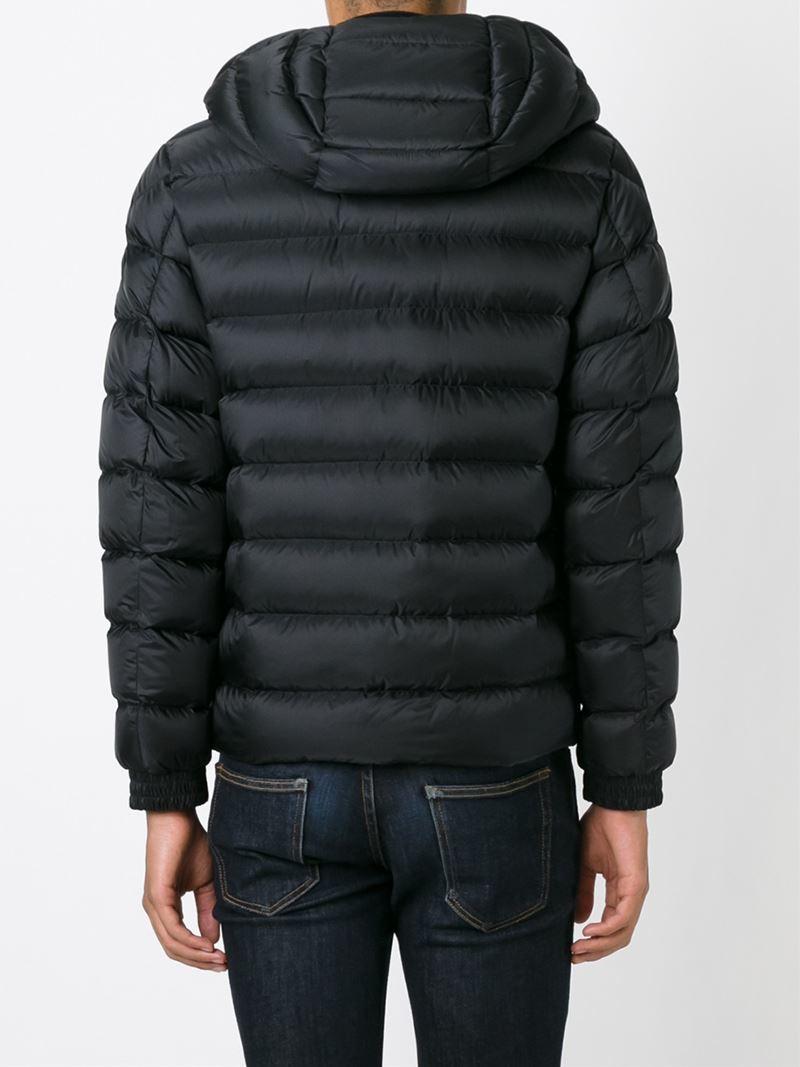 moncler edward jacket black