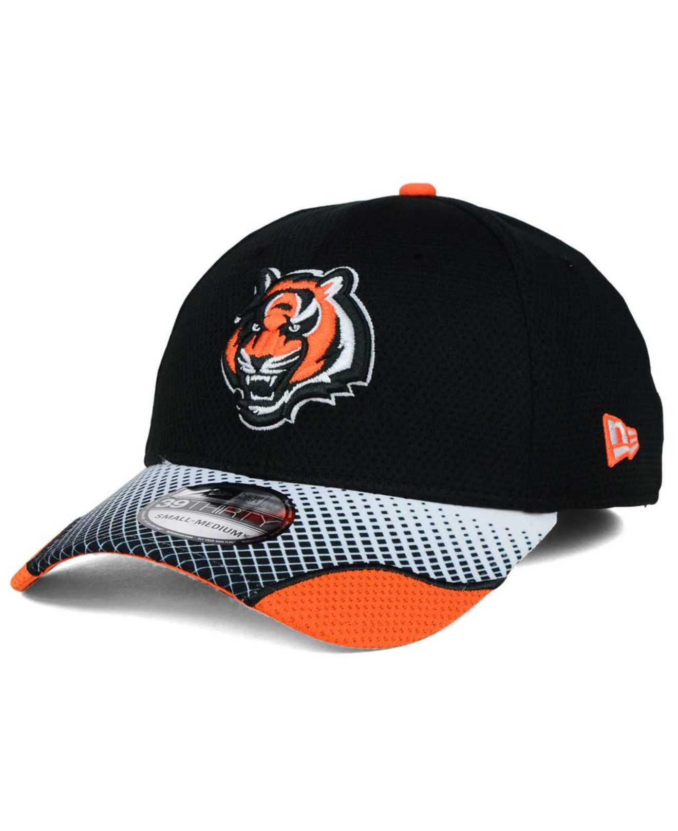 sale retailer 23555 c5d98 Lyst - KTZ Cincinnati Bengals Screen Vize 39thirty Cap in Black for Men