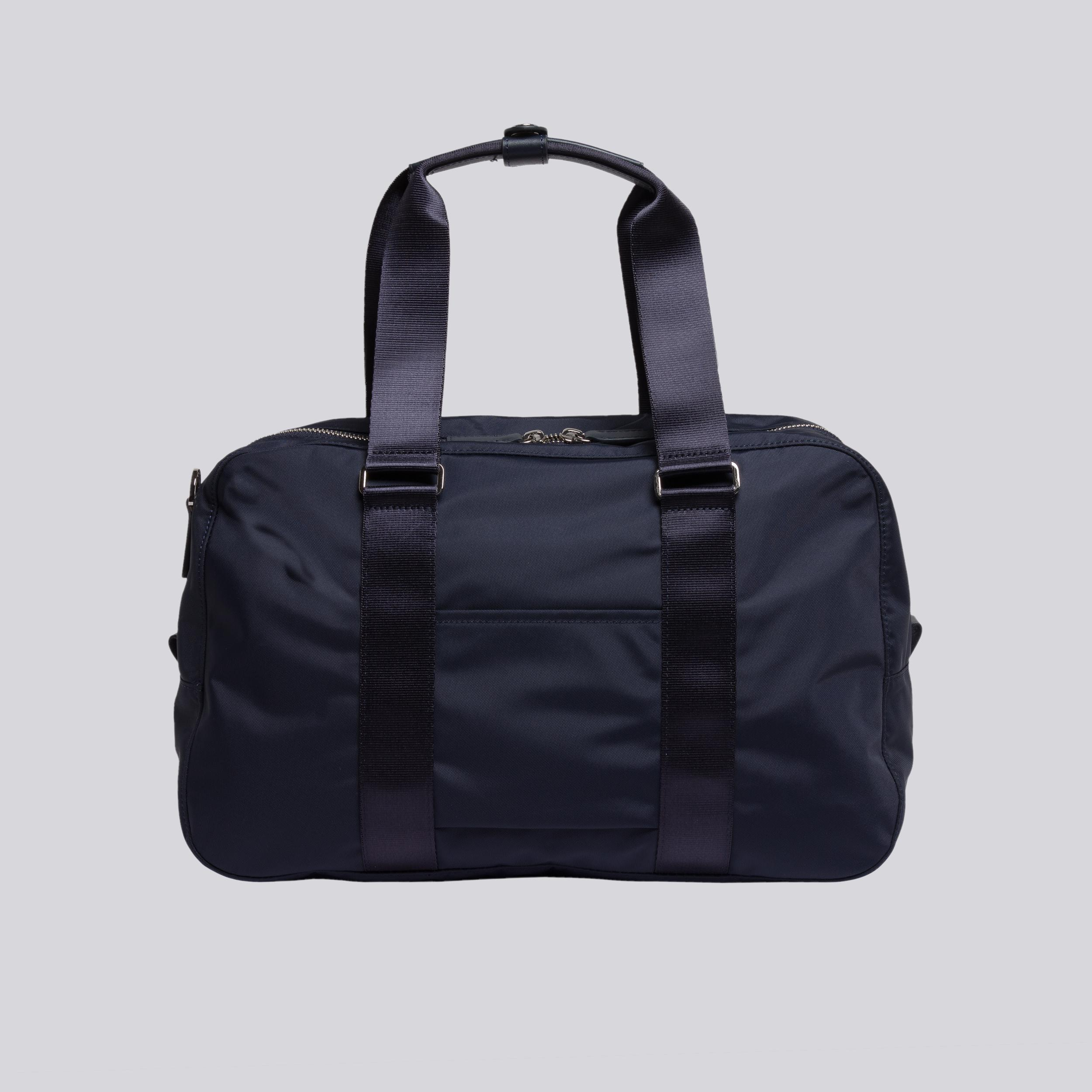 cfcd76dce agnès b. Blue Canvas Weekend Bag in Blue for Men - Lyst
