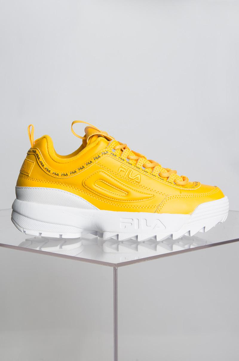 fila disruptor 2 yellow womens outlet