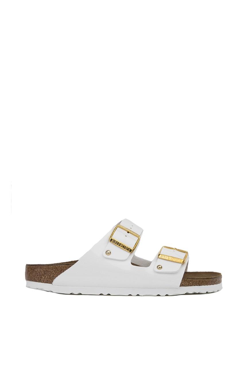 Birkenstock Arizona Leather Sandal With Stud