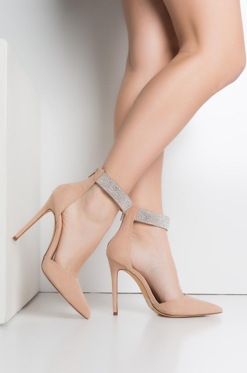 Natural Colour Shoes Uk Ankle Strap
