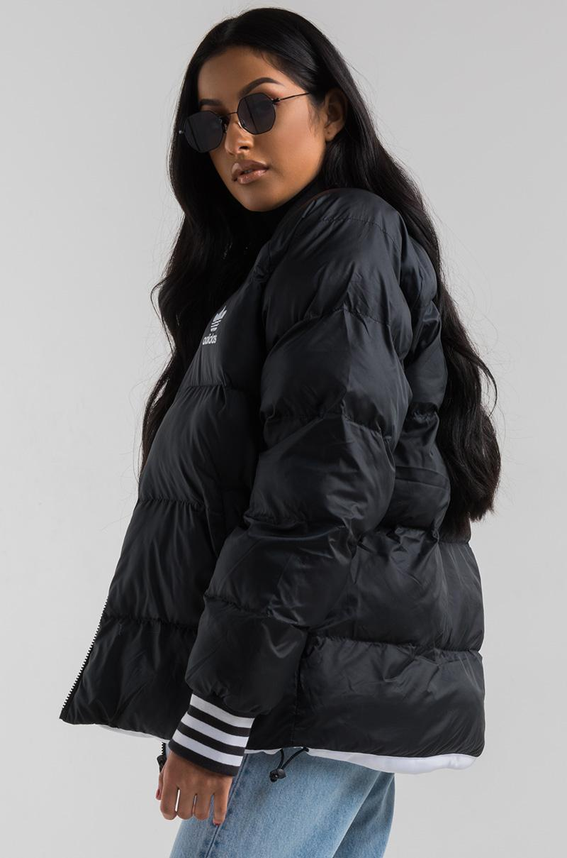 In Lyst Black Jacket Adidas Akira Reversible Sst aIx1PnqZ