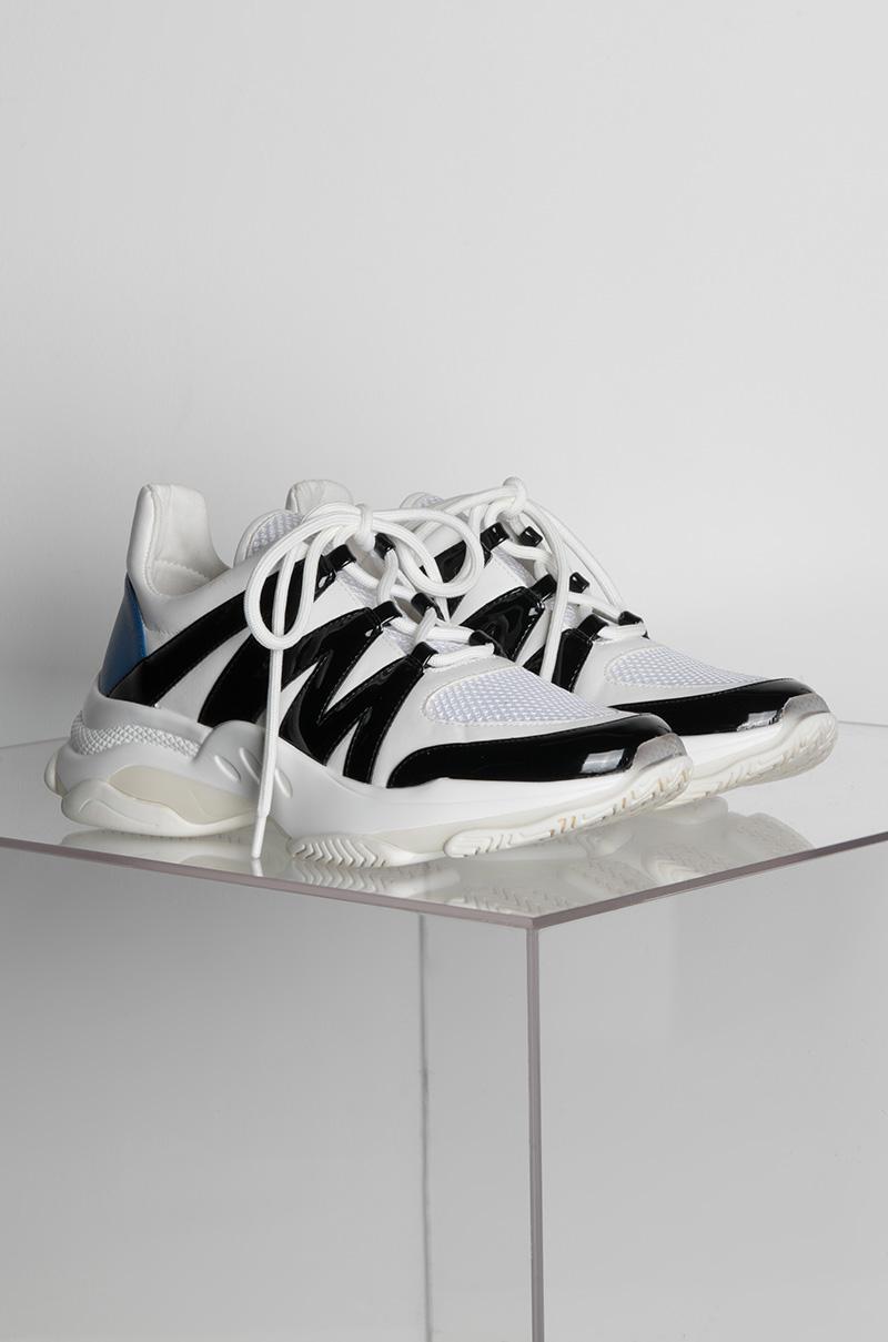 6b17909ce36 Steve Madden - White Maximus Sneaker - Lyst. View fullscreen