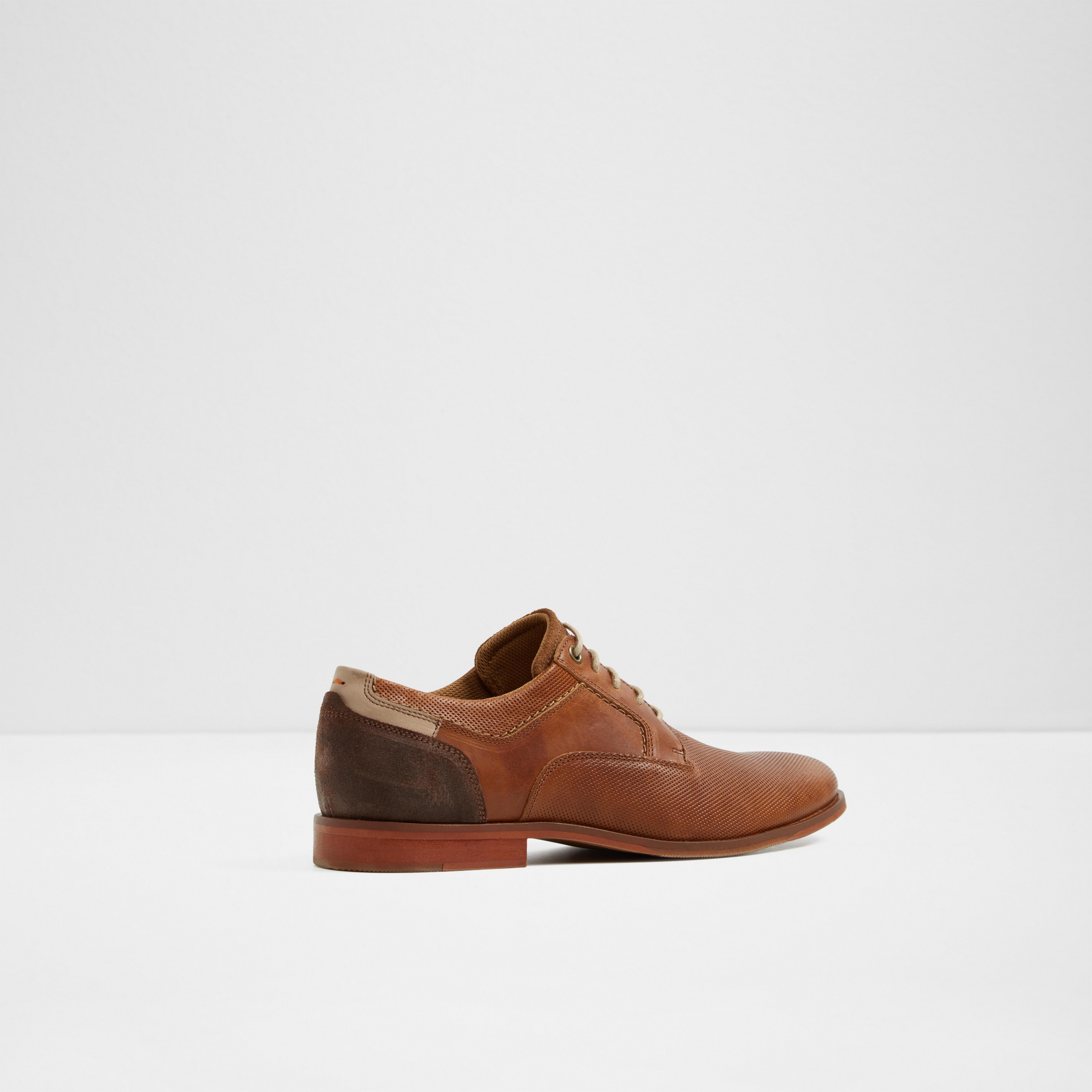 ALDO Leather Grilille in Cognac (Brown) for Men