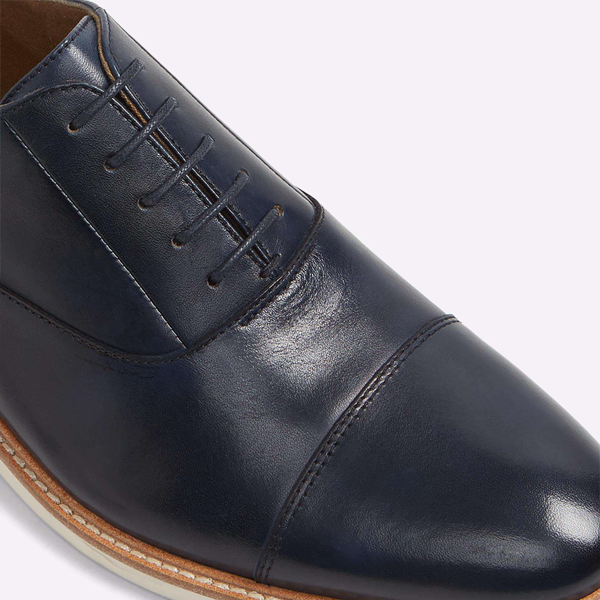 ALDO Leather Diggs in Blue for Men
