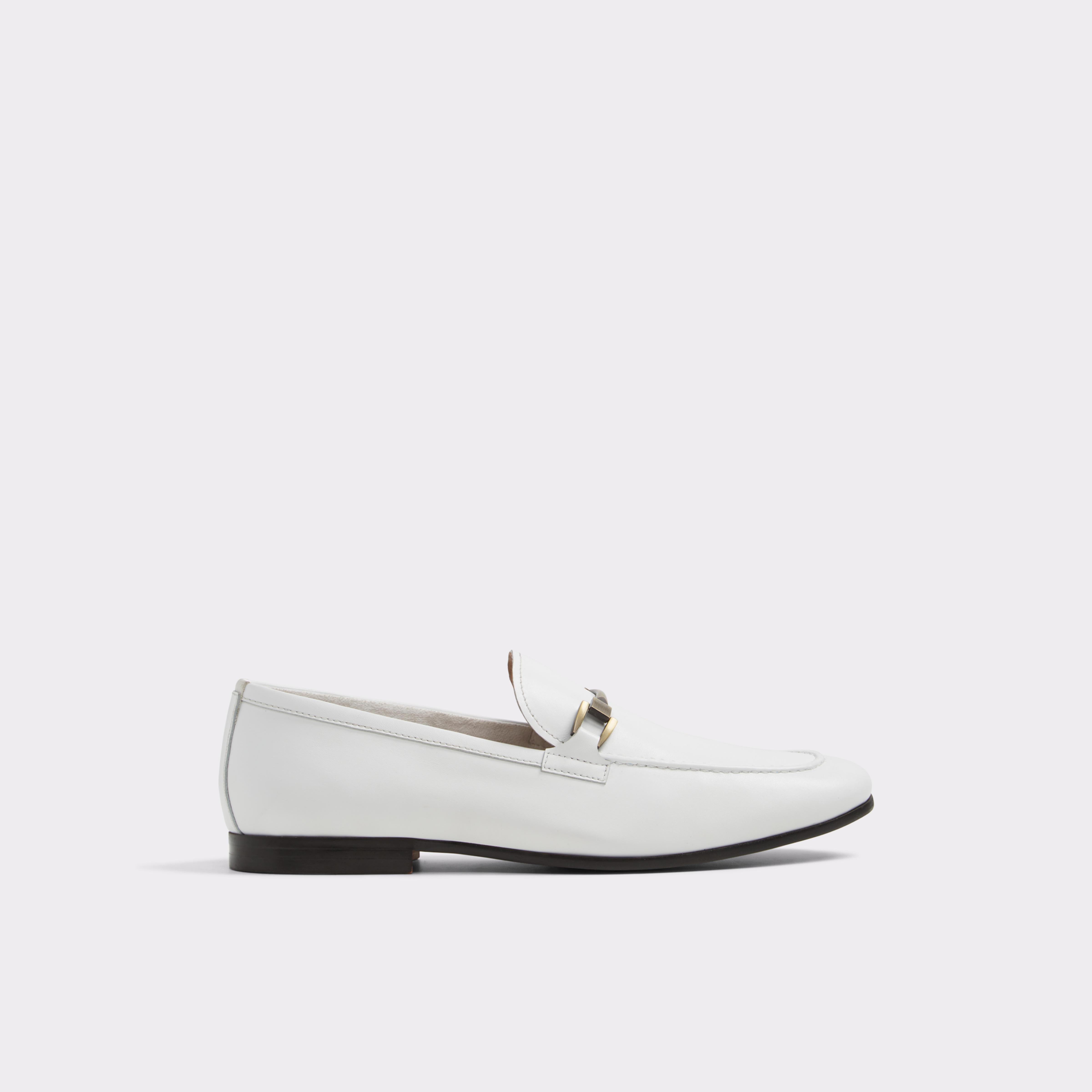 new style 1352c 5621e ALDO Leather Afaeniel in White/Cream (White) for Men - Lyst
