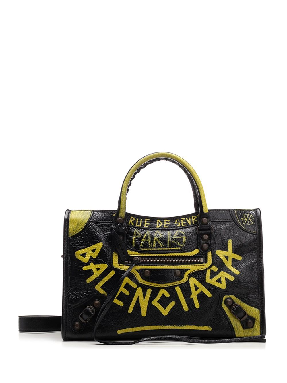 discount recognized brands outlet on sale Graffiti City S Tote Bag