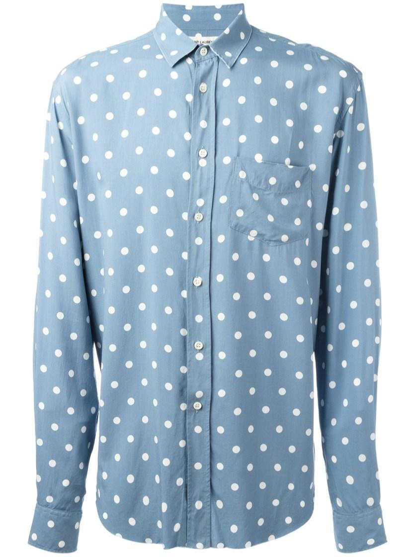 Free shipping Polka Dot Print Shirt Dress in DEEP BLUE XL with only $ online and shop other cheap Long Sleeve Dresses on sale at manakamanamobilecenter.tk