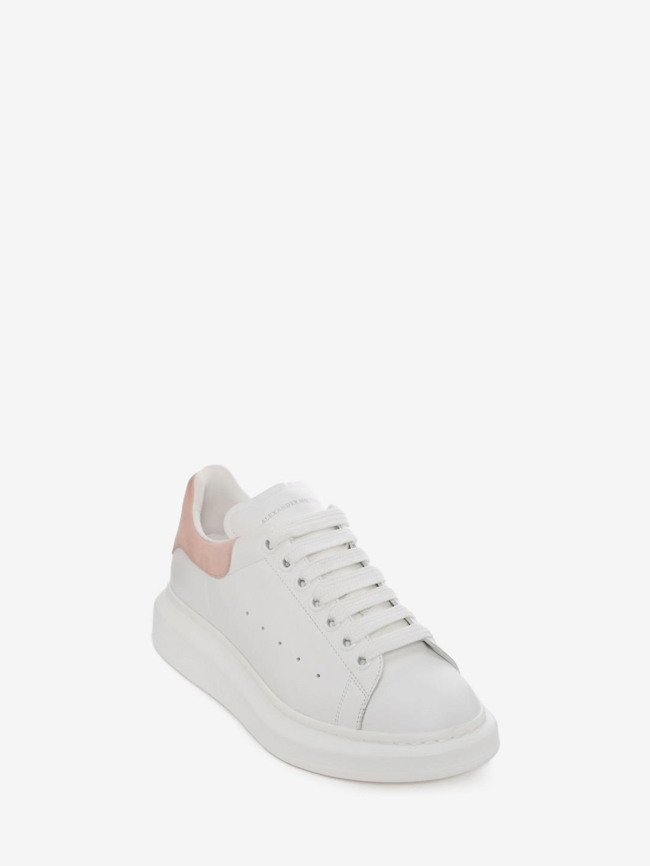 Large White Shoes Size