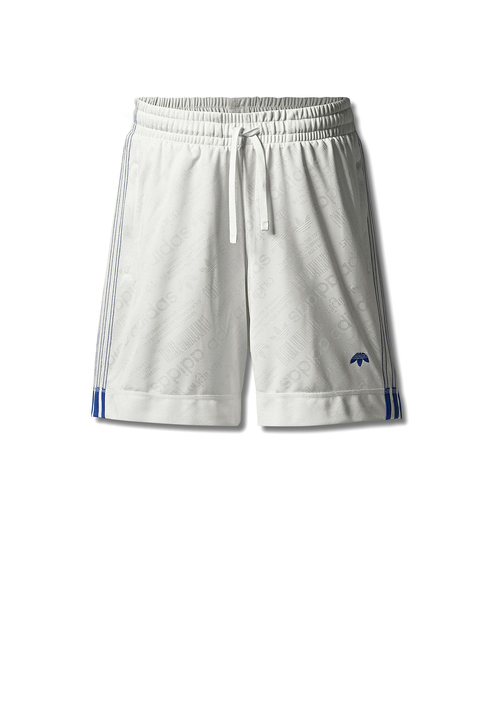 3a132cbfd Alexander Wang Adidas Originals By Aw Soccer Shorts in White for Men ...