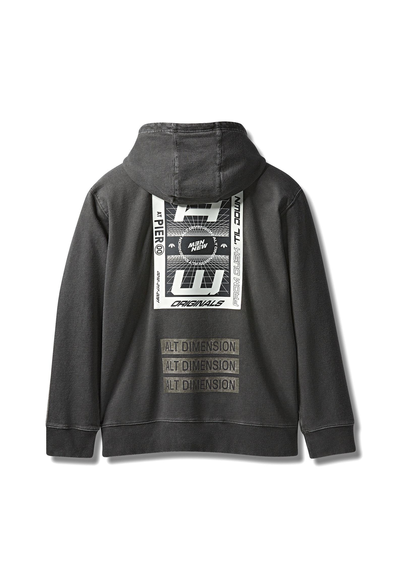 online store 100% quality cheap for sale Adidas Originals By Aw Bleach Hoodie