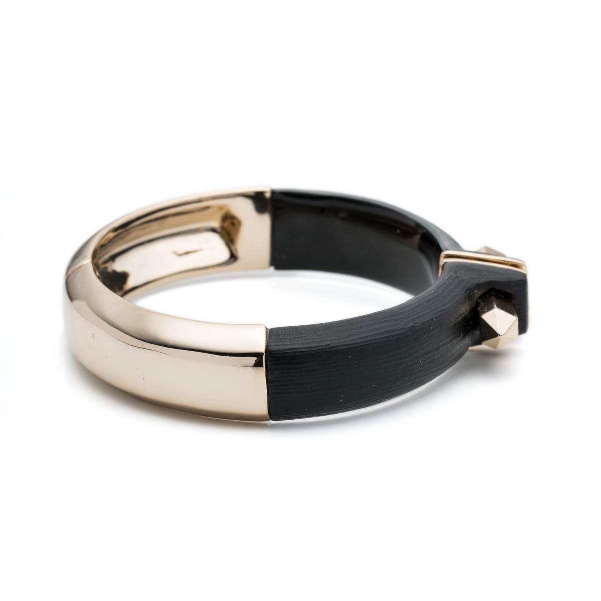 Alexis bittar Small Pierced Crystal Hinge Bracelet You ...