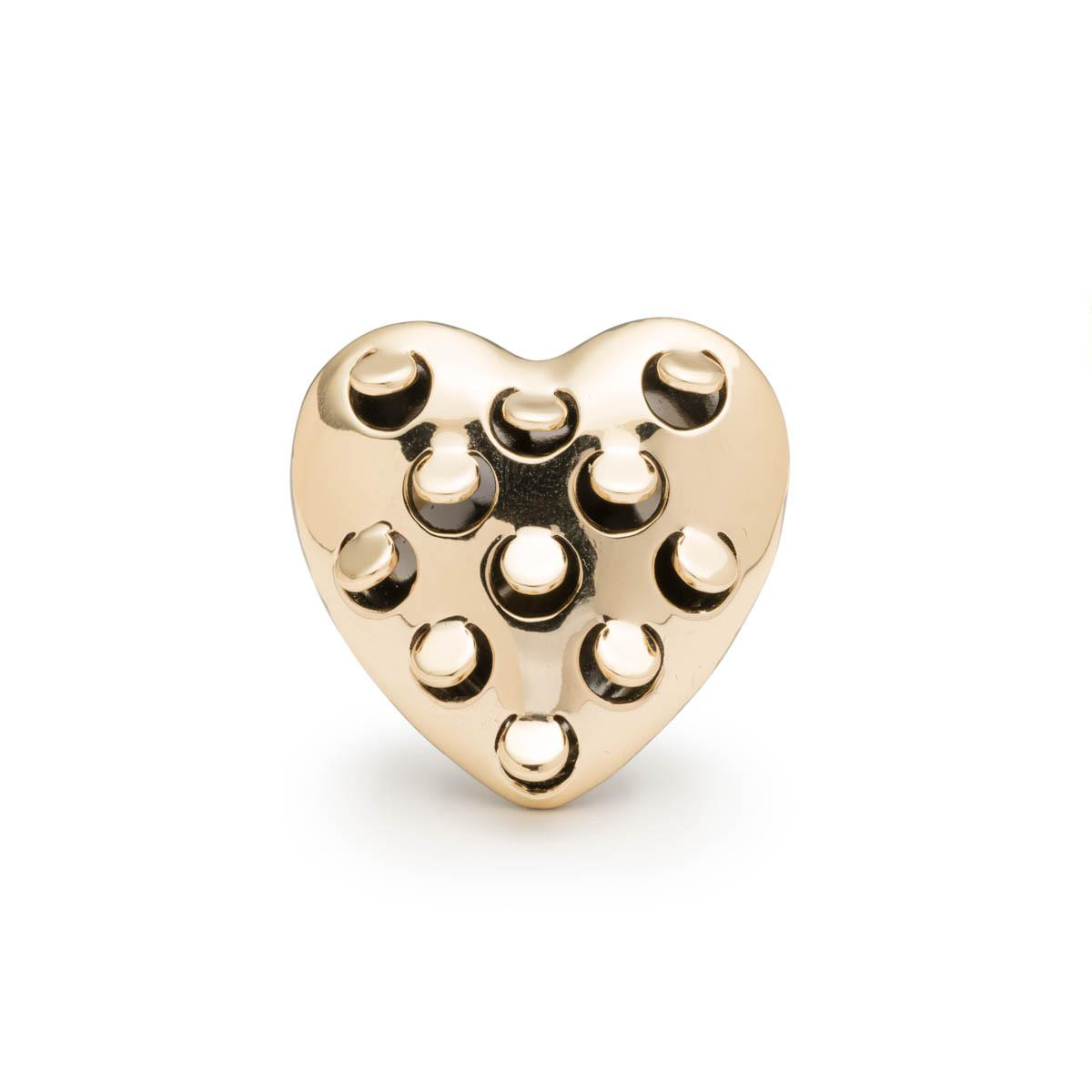 Alexis Bittar Grater Heart Cocktail Ring Nc9rmu9s