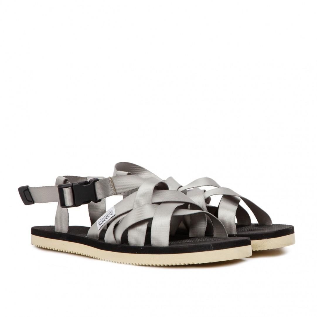 47ca57b59f40 Suicoke Sandals Sama in Gray for Men - Lyst