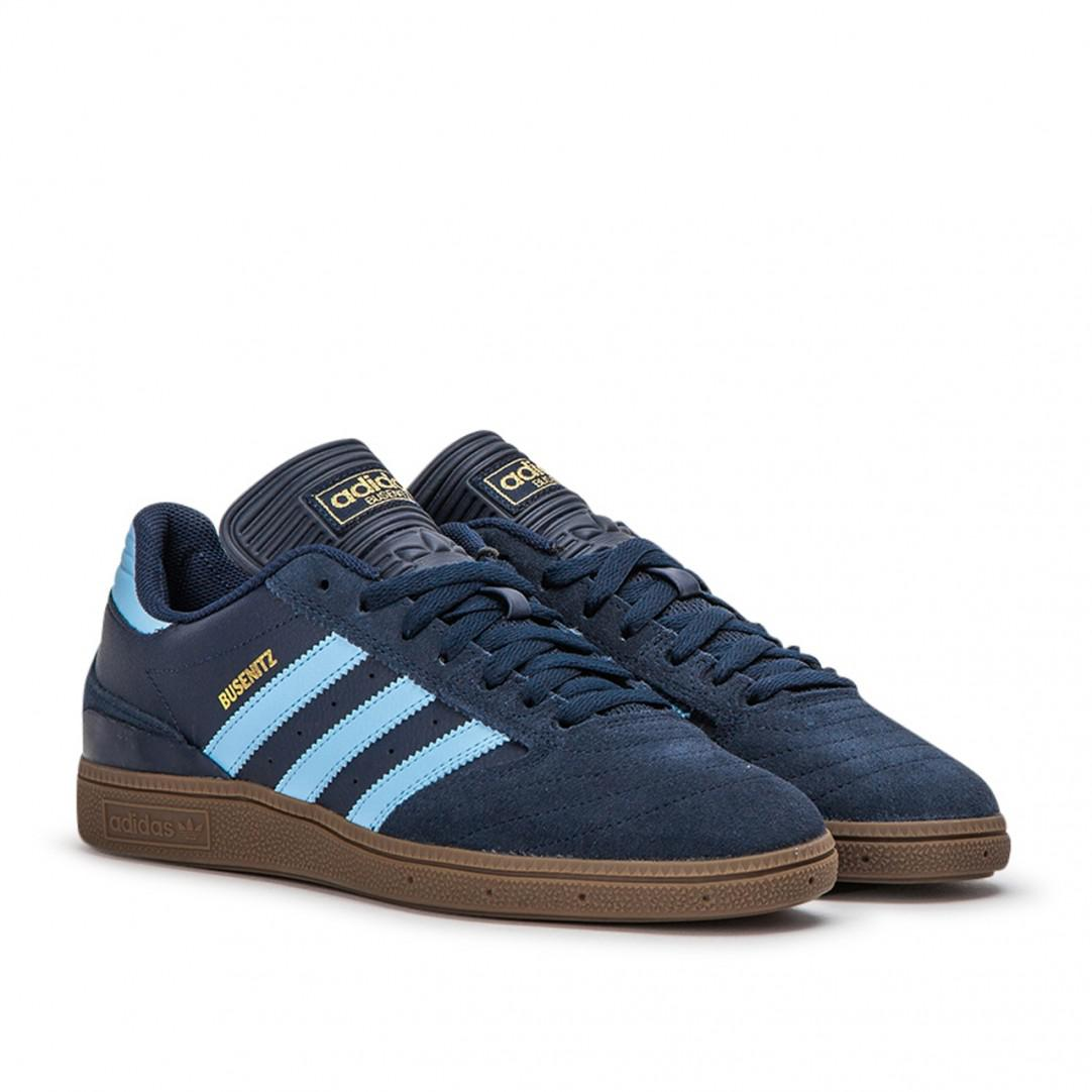 super popular 11d50 674e4 adidas Originals. Mens Blue Adidas Busenitz