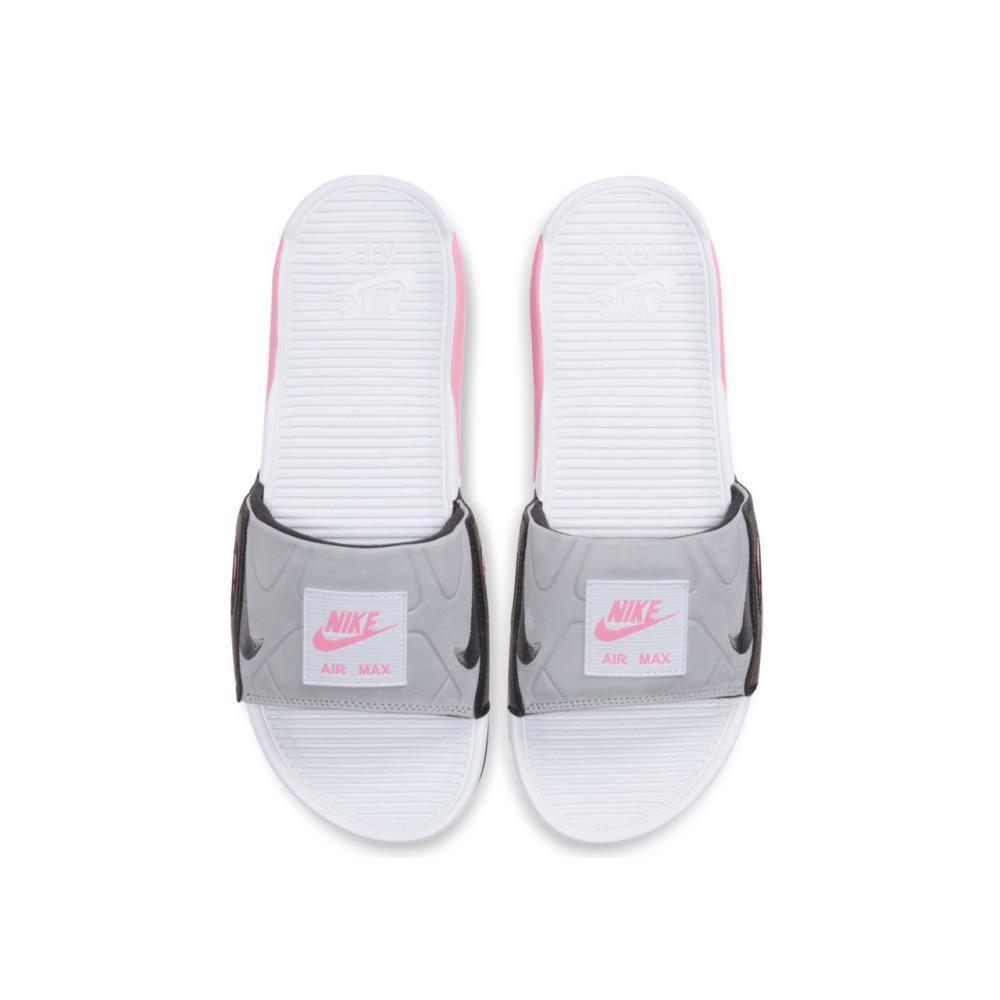 Nike Synthetic Air Max 90 Slide in White for Men - Lyst