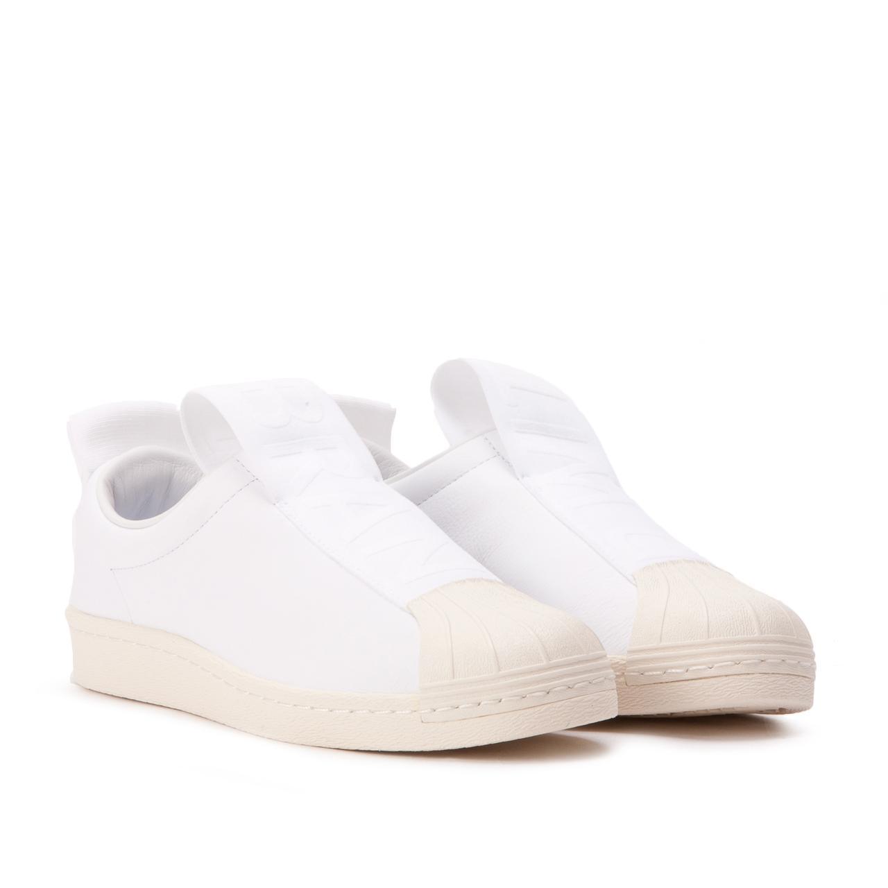 adidas Leather Superstar Bw3s Slip On