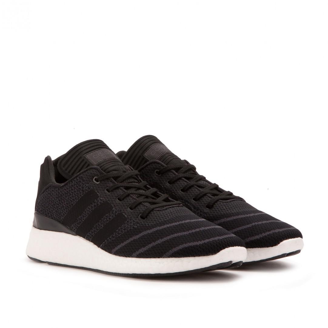 d95ec6e9dd339 Lyst - adidas Originals Adidas Busenitz Pure Boost in Black for Men
