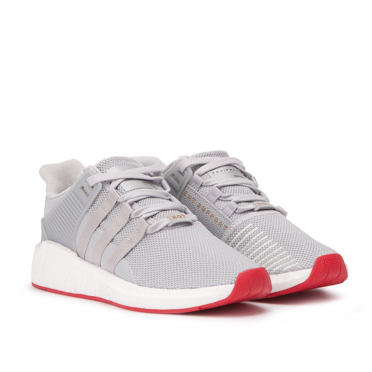 save off fe3f2 a1eb1 adidas Eqt Support 9317 Shoes in Metallic for Men - Lyst