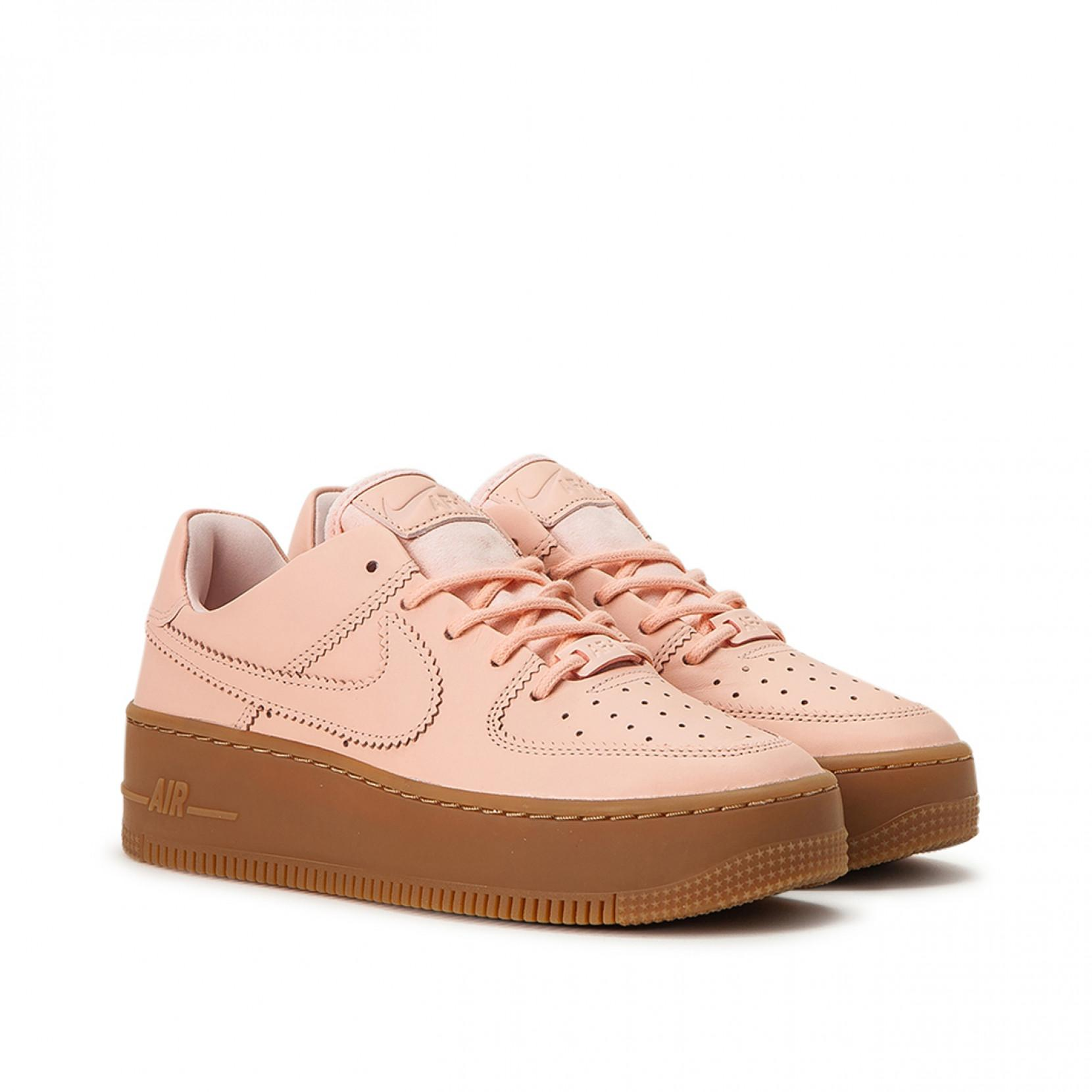 Nike W Af1 Sage Low Lx Basketball Shoes in Rose (Pink) - Lyst