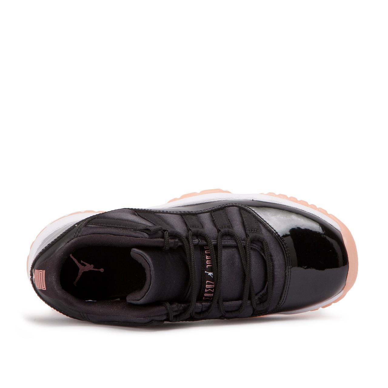 810dce8006328c Lyst - Nike Air Jordan Xi Retro Low Gg in Black