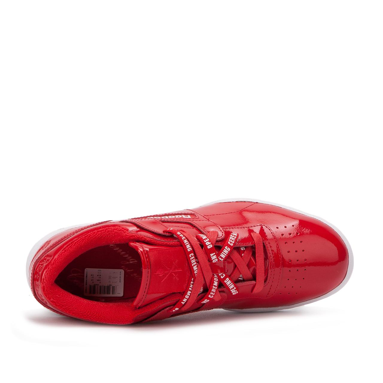 8dfb773da42f6c Reebok - Red X Opening Ceremony Workout Lo Clean Oc for Men - Lyst. View  fullscreen