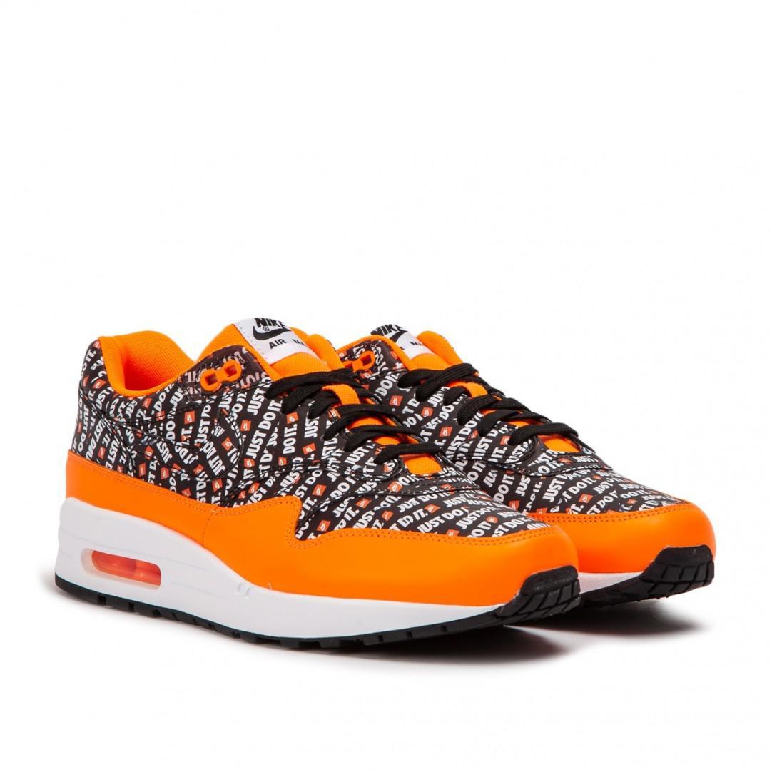 best website 10809 b08e2 Nike. Men s Orange Air Max ...