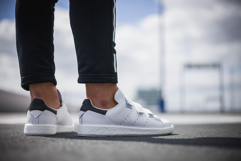 adidas white mountaineering stan smith boost