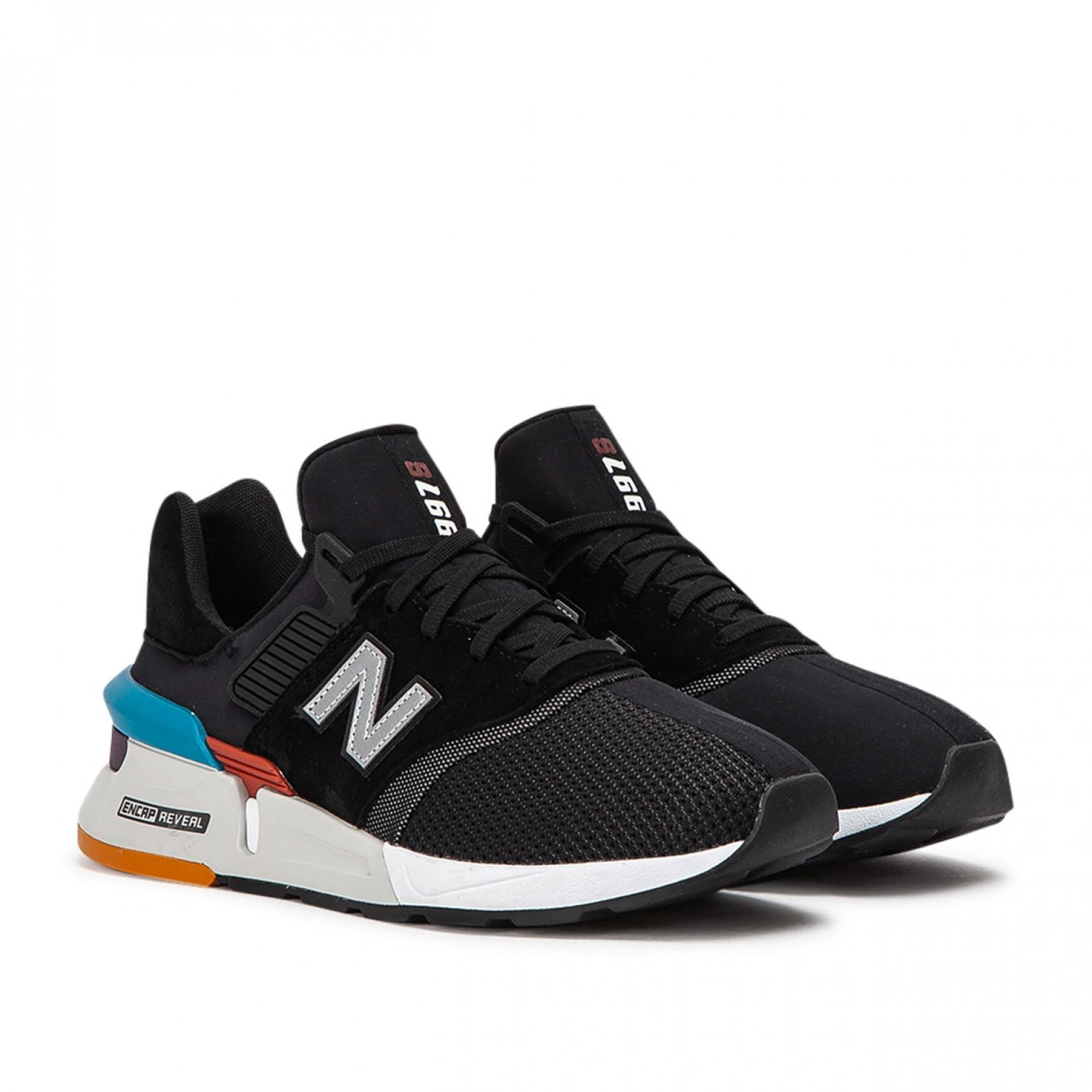 New Balance Synthetic Ms997 Xtd in Black for Men - Lyst