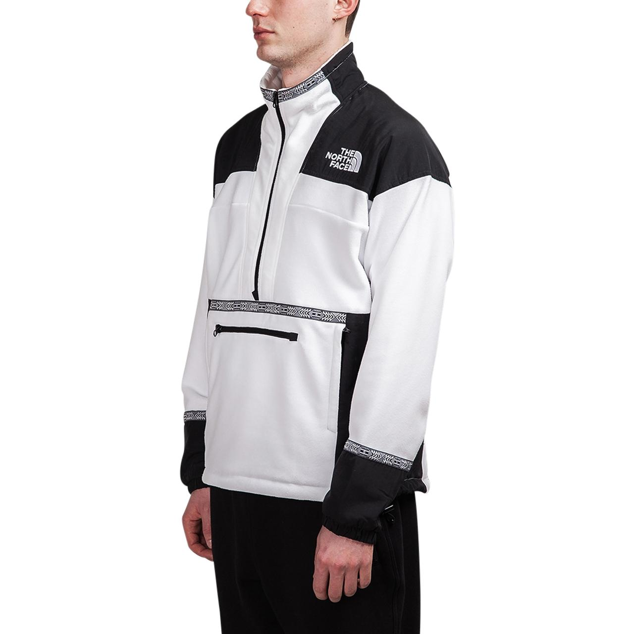 f89578695 Men's White M 92 Retro Rage Fleece Anorak