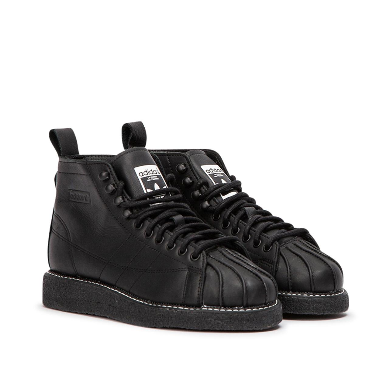 adidas Leather Superstar Boot Luxe W in