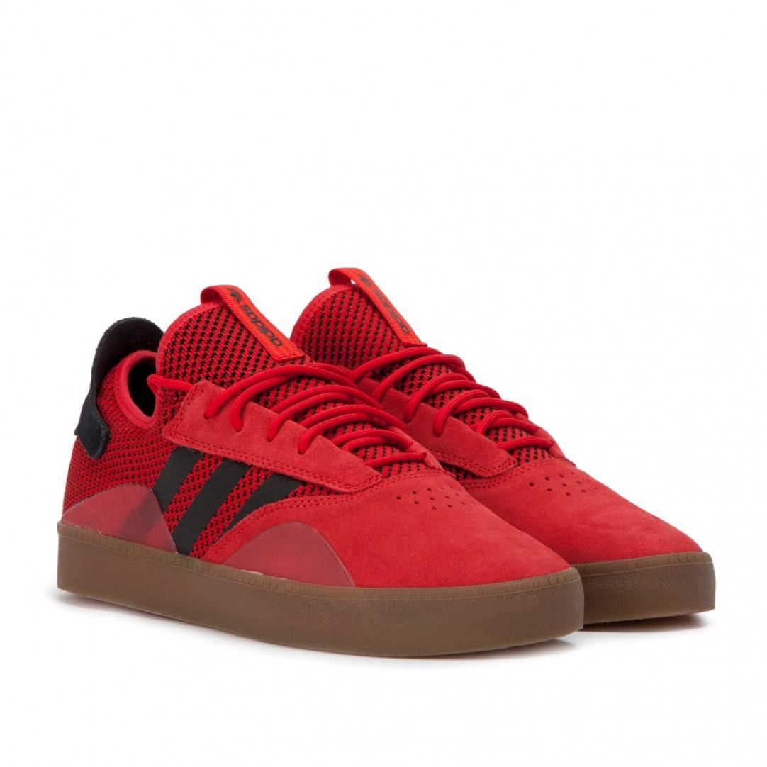 pretty nice d51fd bd62b adidas Originals. Mens Red Adidas 3st.001