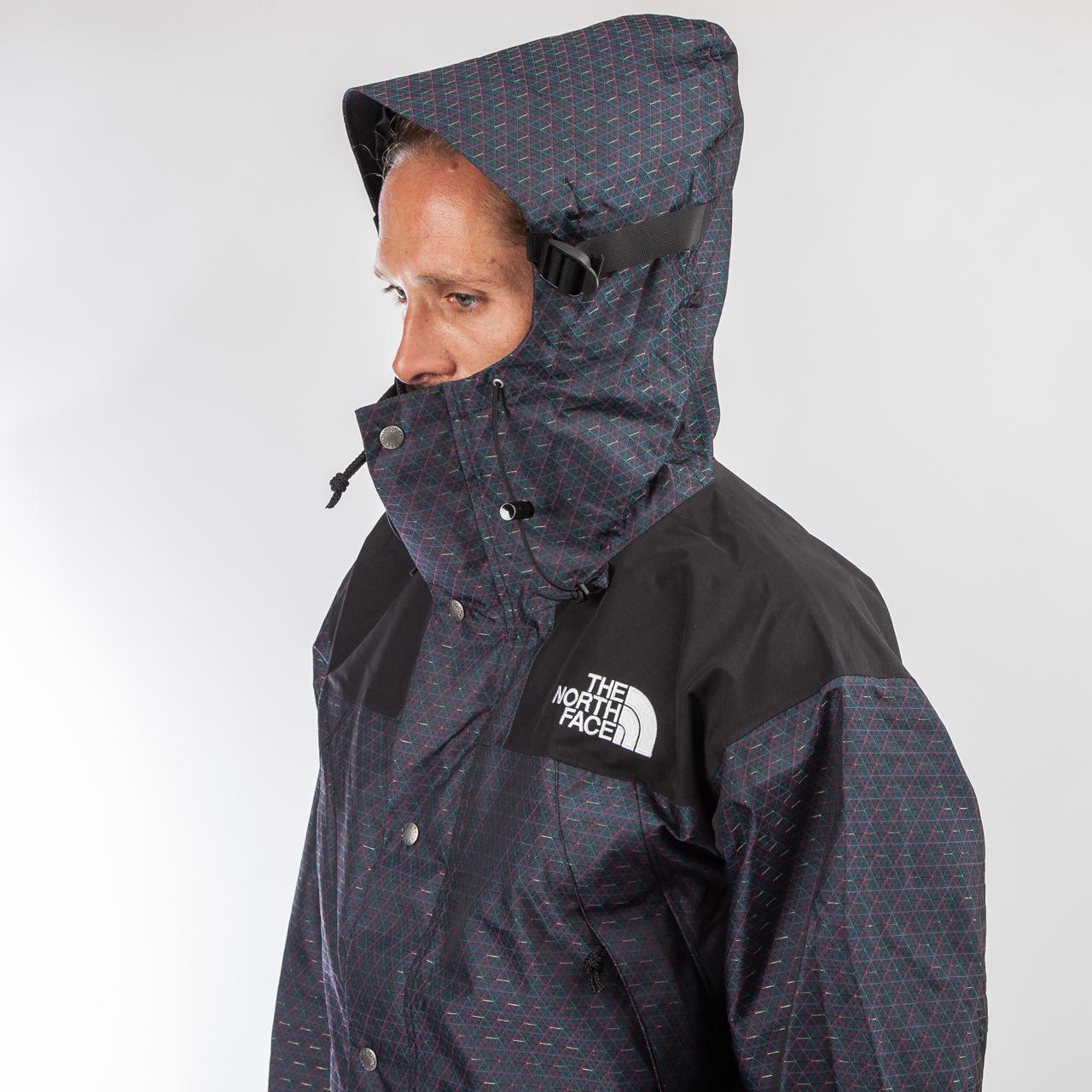 94c142bf1 Men's Black 1990 Engineered Jacquard Mountain Jacket ''cmyk Pack''
