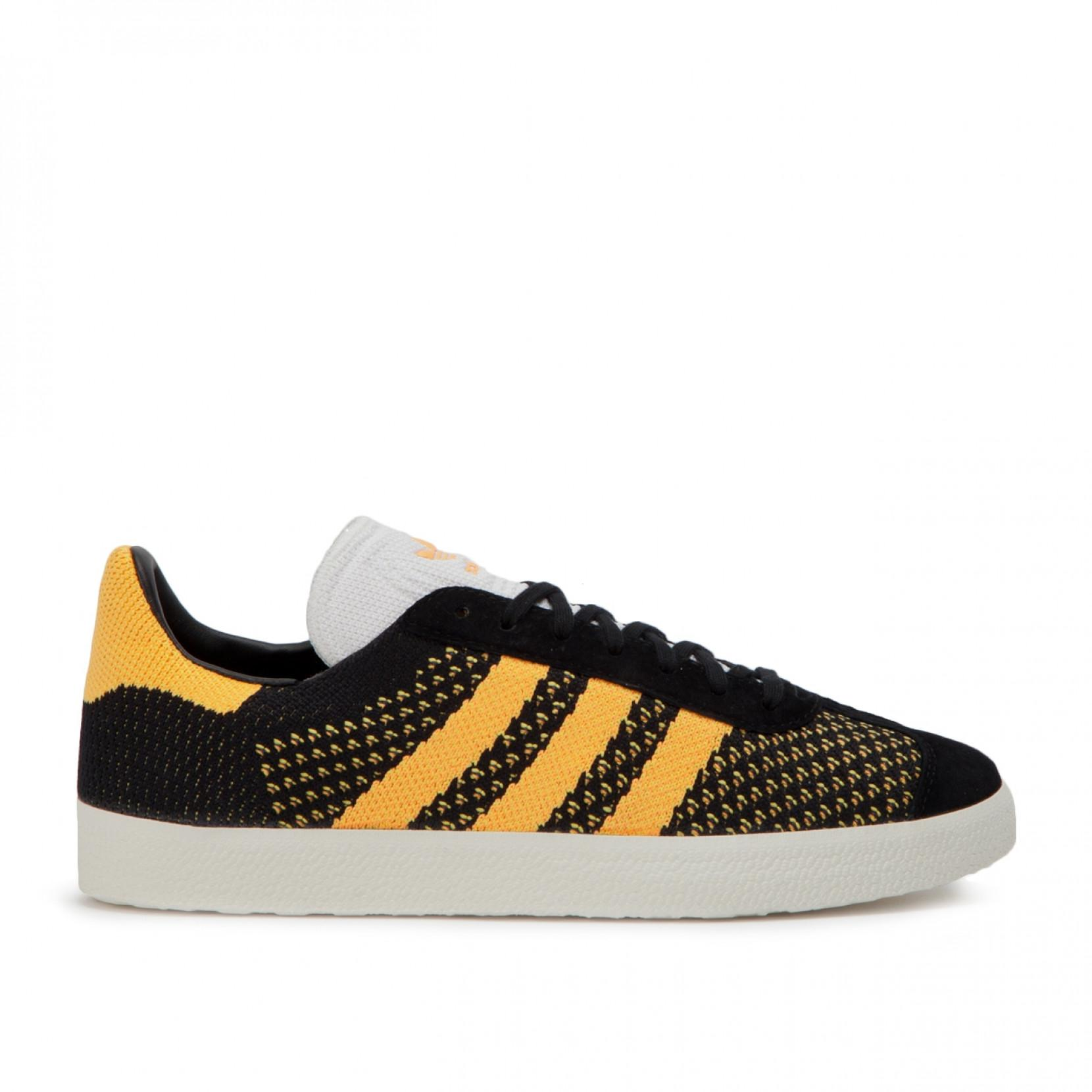adidas Suede Gazelle Pk Fitness Shoes in Black for Men - Lyst