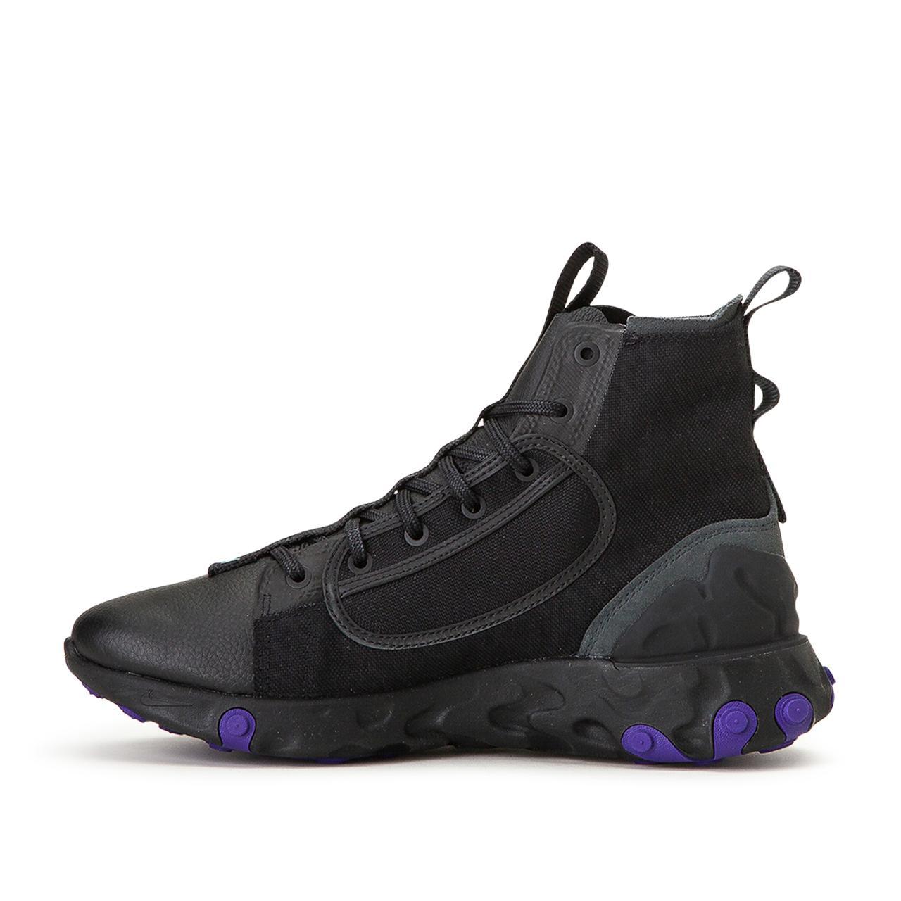 Nike React Ianga Shoe in Black for Men - Lyst