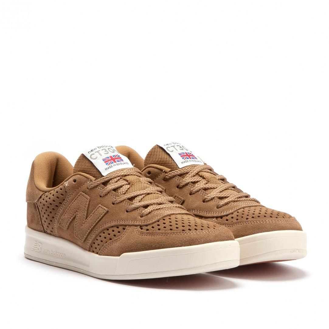 New Balance Suede Ct 300 Slb in Brown for Men - Lyst