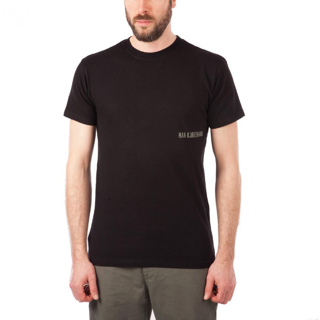 Lyst Han Kjobenhavn Casual T Shirt In Black For Men