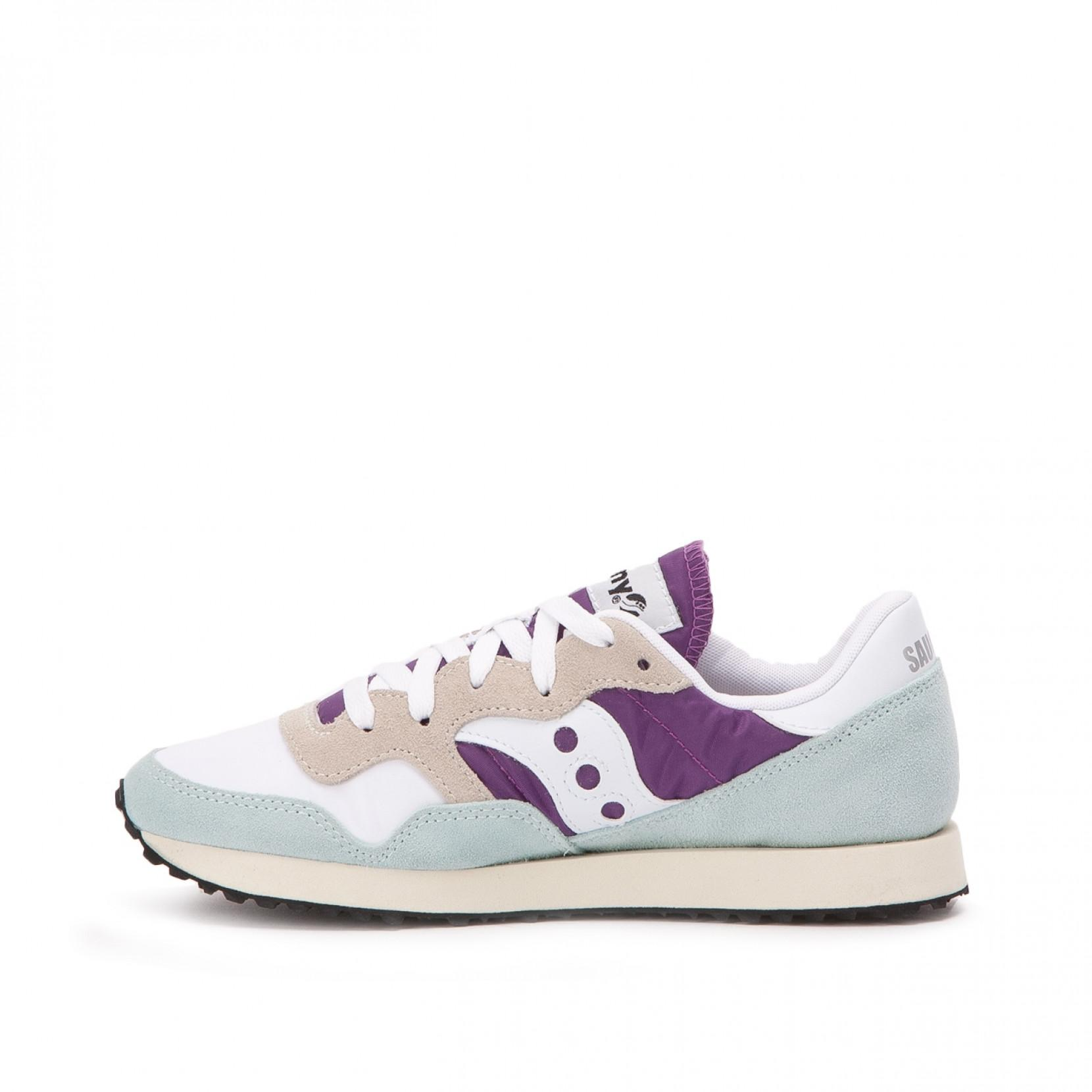 Saucony Synthetic Dxn Trainer Vintage W in White for Men
